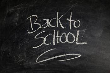 Teens Back to School