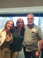 Lisa, Shoshauna & me at Kenny Chesney concert
