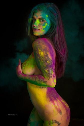 Olivia Harris Colored Powder