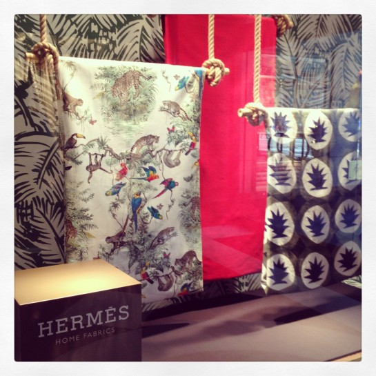 CJ Dellatore Hermes display