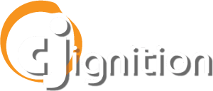 CJ Ignition logo
