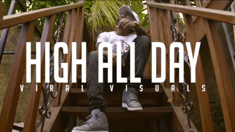 "Popcaan releases ""High All Day"" Official Music Video"