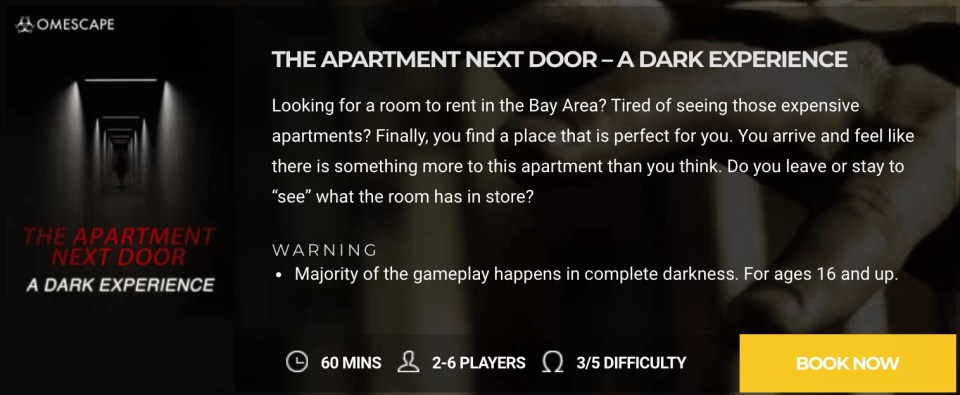 Dissecting And Designing Dark Escape Rooms Game Design Blog
