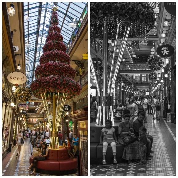 Strand Arcade Christmas