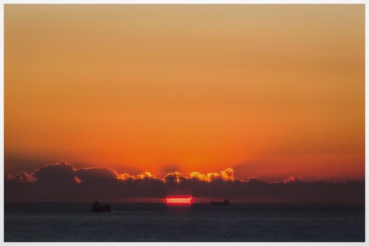 Sunrise 25/8/2013
