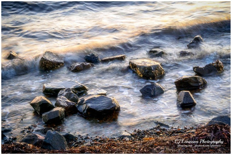 Water on the Rocks