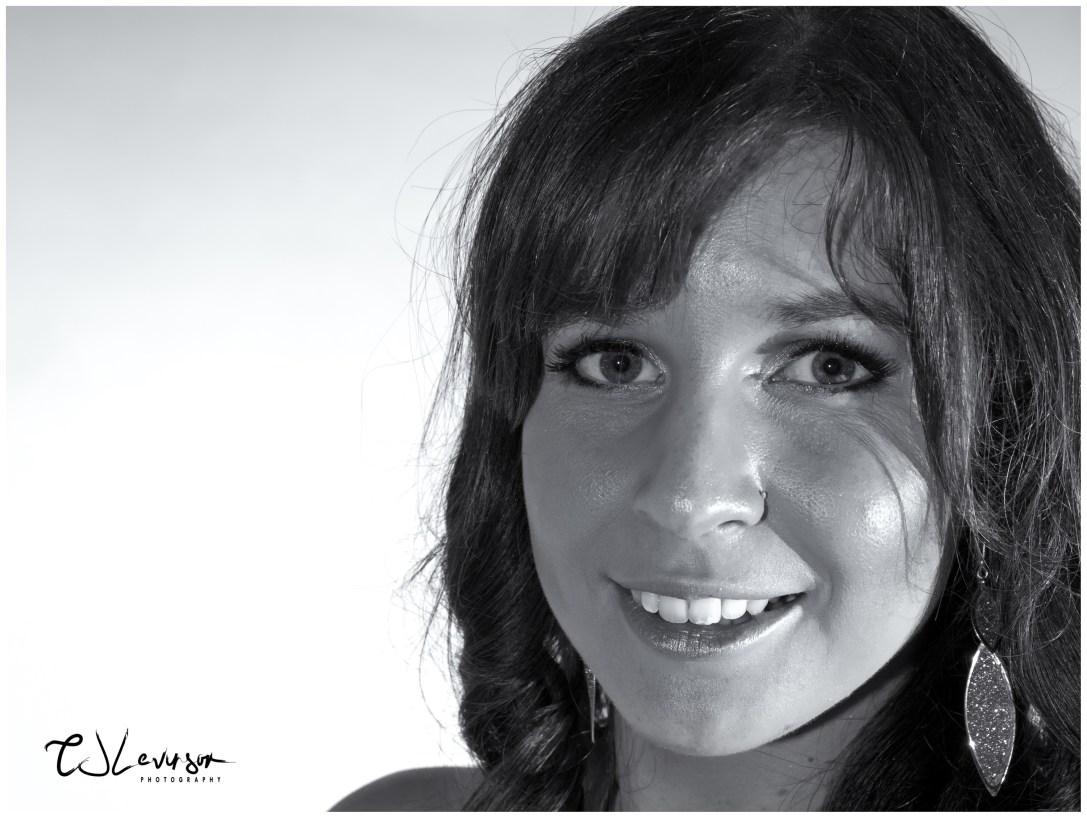Coloured Gels Portrait Shoot-13