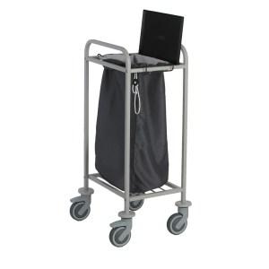 Chariot pour le transport du linge sale Caddie TRISAC 1