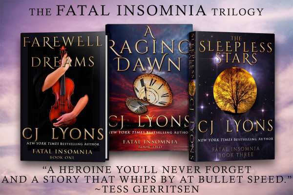 Fatal Insomnia Medical Thrillers