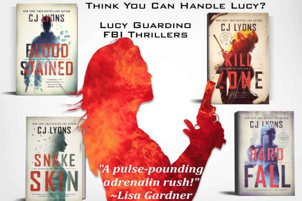 Lucy Guardino FBI Thrillers