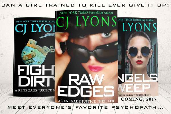 Renegade Justice Thrillers