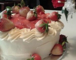 BP butter cake