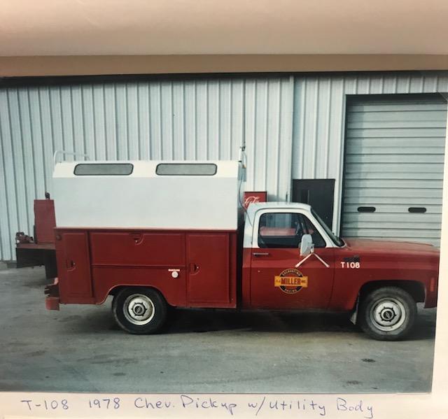 1978 CJ Miller Work Truck