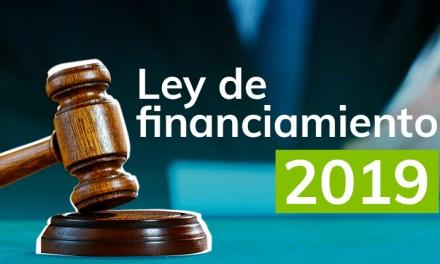 Que trae el nuevo proyecto de ley de financiamiento 2.0