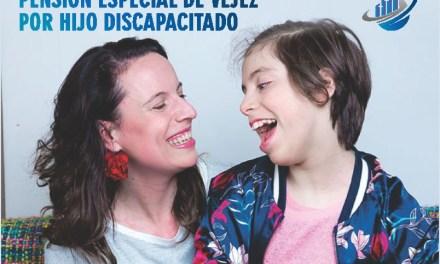 Pensión especial de vejez por hijo discapacitado