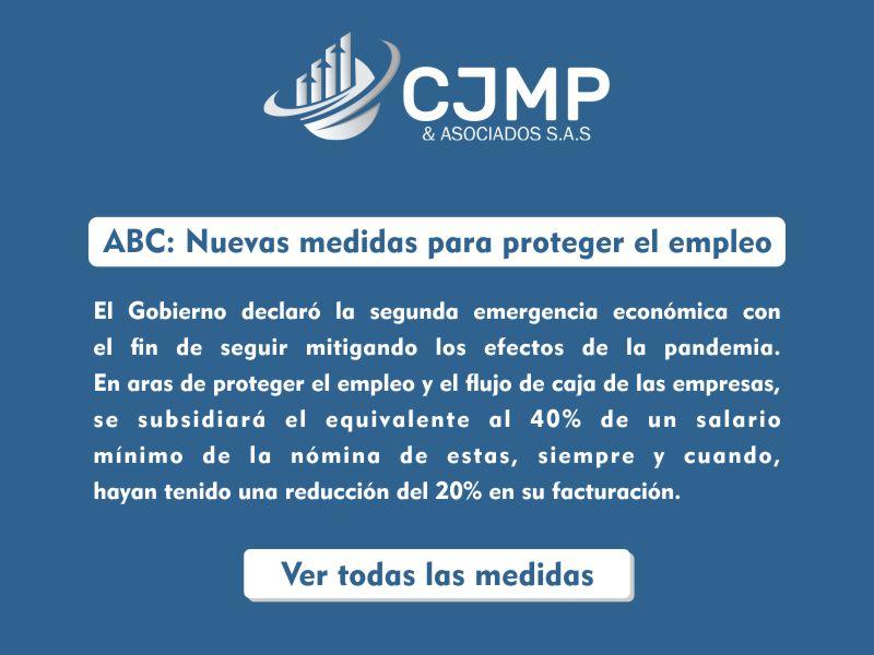 ¿Ya conoces el ABC de las nuevas medidas para proteger el empleo?
