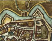 Fragment Leeuwarden Bleau 1650