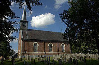 Kerk Lippenhuizen