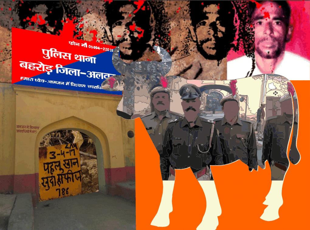 The Murder of Pehlu Khan   CJP