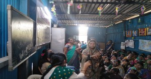 Women Sexually threatened in Mumbai's Slums