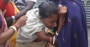 Bengali Hindu dies