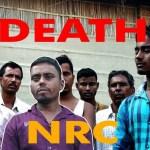 NRC Death West Bengal