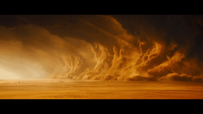 Mad Max: Fury Road - Race to the storm