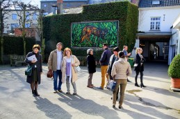 Erasmus+ FIT For Integration and Tolerance - Hasselt Belgium - march 2017 (115)