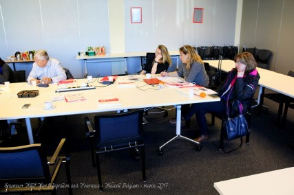 Erasmus+ FIT For Integration and Tolerance - Hasselt Belgium - march 2017 (4)