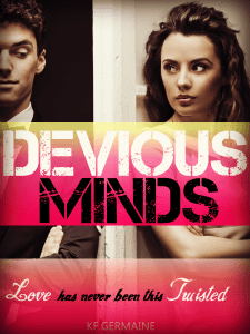Devious Minds. KF Germaine. Cover