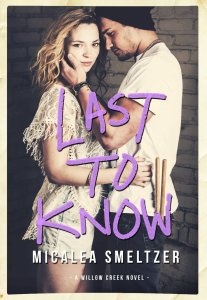 Last To Know Cover
