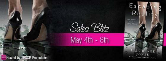 escapting reality sales blitz
