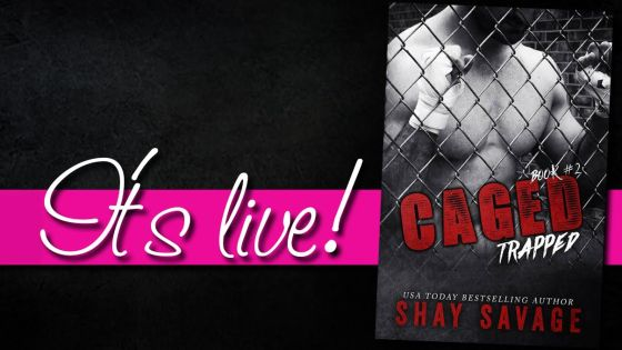 caged trapped it's live-1