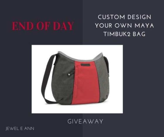 end of day giveaway