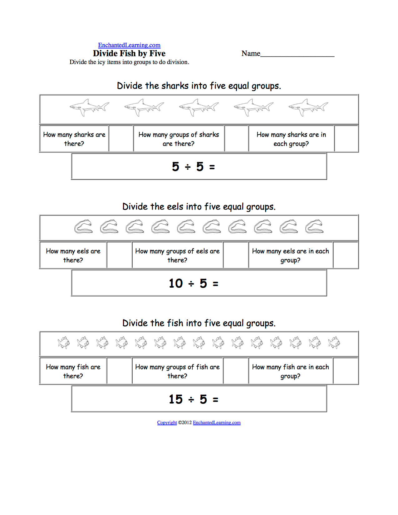 Five Regions Of The United States Worksheets