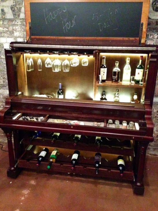 Wine Piano