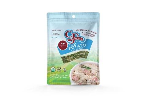 CJ's Organic Potato Salad Mix