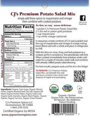 s848961243500088475 p1 i3 w750 - CJ's Premium Potato Salad Mix