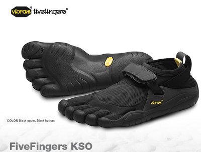 Vibram Fiver Fingers KSO