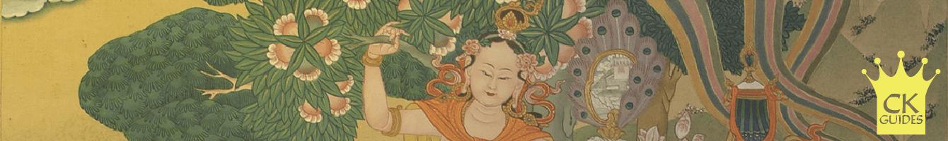 Buddhism in Crusader Kings 3