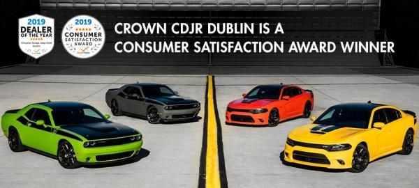 Crown Chrysler Dodge Jeep RAM Awards | Dublin, OH