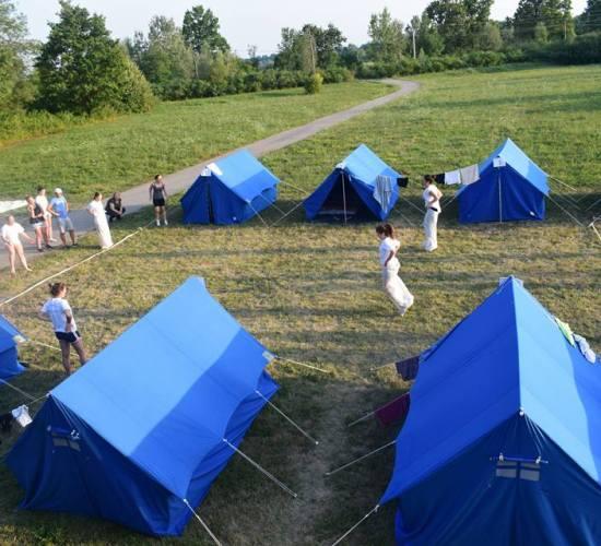 Volonteri Crvenog  krsta učestvovali na kampu u Banja Luci