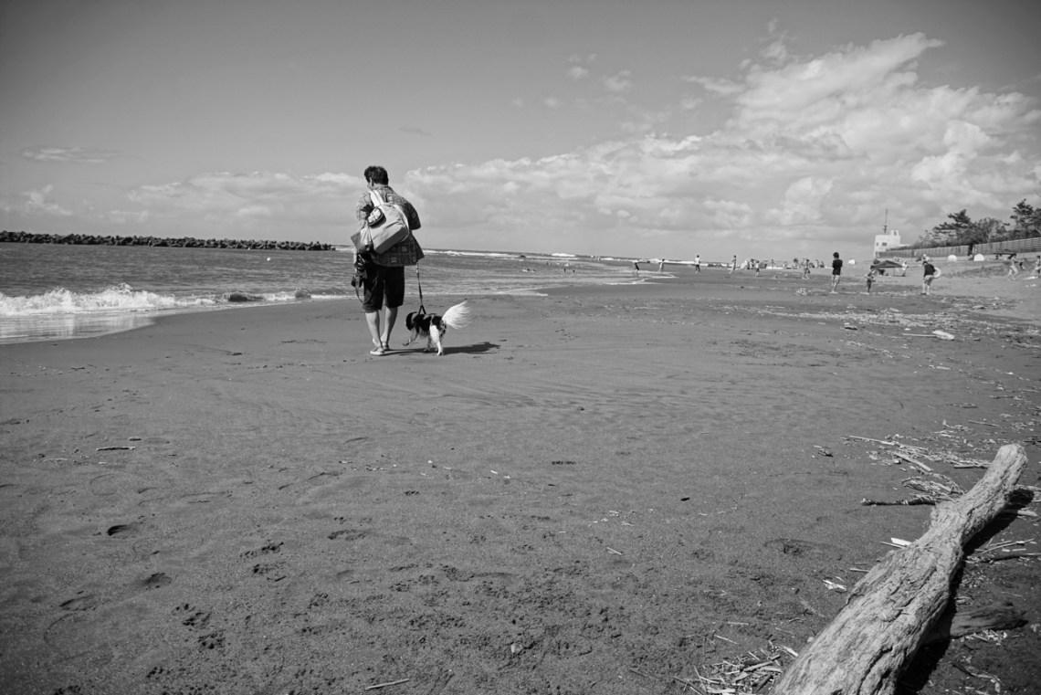 日本海散歩