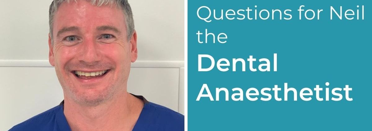 dental treatment under general anaesthetic