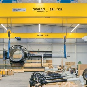 Overhead crane and hoist lifting equipment, overhead crane and hoist servicing, and overhead crane and hoist inspections in Nova Scotia, New Brunswick, and Prince Edward Island