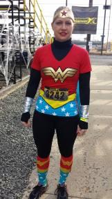 Wonder Woman is ready!