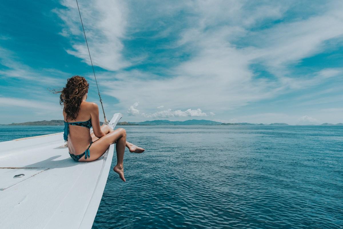 croisière aux îles Komodo