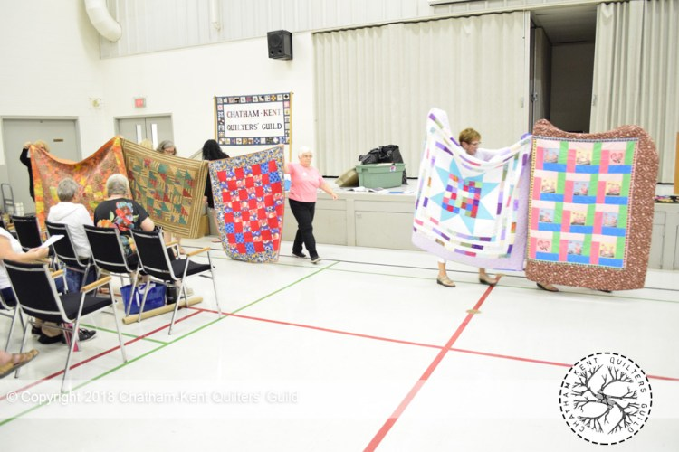 Comfort Quilts Chatham Kent Quilters' Guild