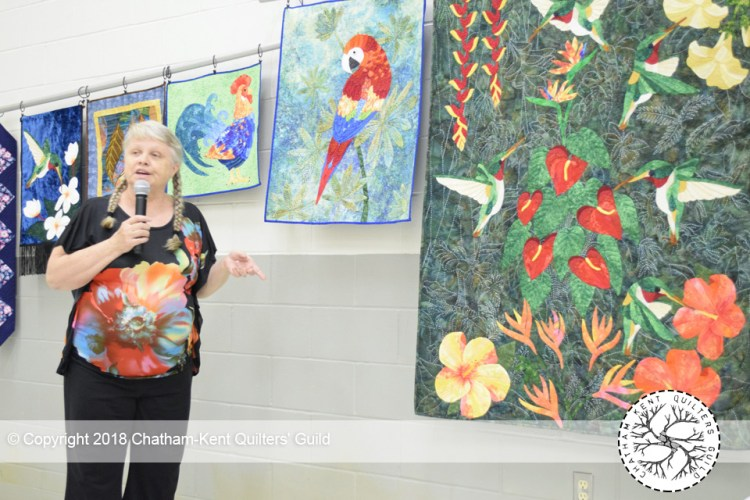 Quilts for Show and Share