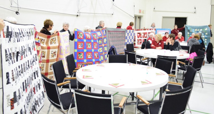 Comfort Quilts by Chatham-Kent Quilters' Guild